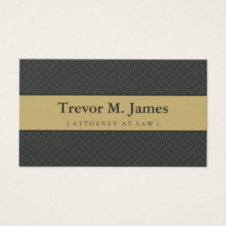 CLASSY BUSINESS CARD :: stately 3L