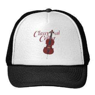 Classy-cal Cellist Cap