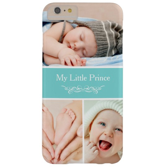 Classy Chic Baby Kids Photo Collage Barely There