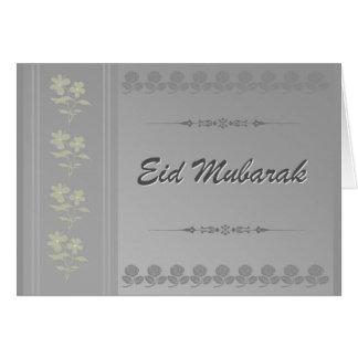 Classy & Chic Eid Mubarak Card