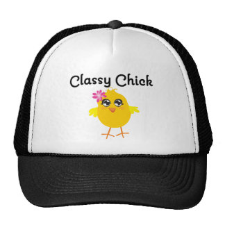 Classy Chick Hats