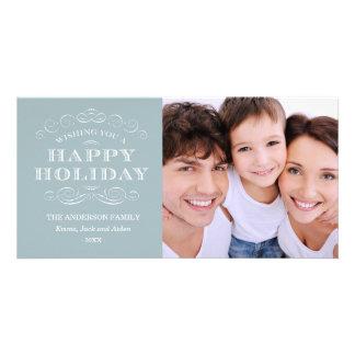 CLASSY CHRISTMAS | HOLIDAY PHOTO CARD