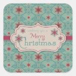 Classy Christmas Sticker