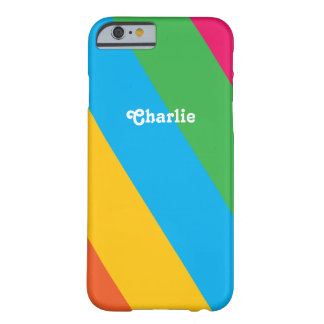 Classy Combos iPhone Case Barely There iPhone 6 Case