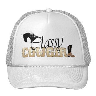 Classy CowGirl CAP Hat