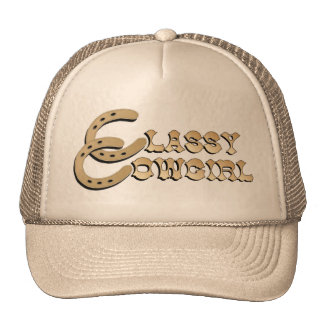 Classy Cowgirl HAT CAP