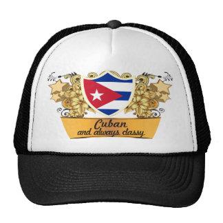 Classy Cuban Mesh Hats