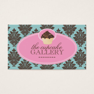 Classy Cupcake Business Card