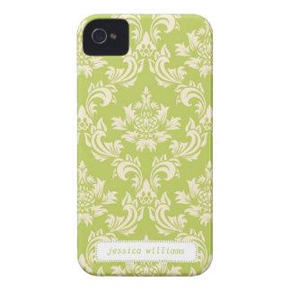 Classy Damask Case-Mate iPhone 4 Case