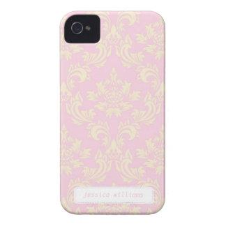 Classy Damask iPhone 4 Case