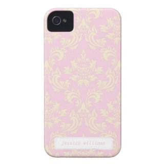 Classy Damask iPhone 4 Case-Mate Cases