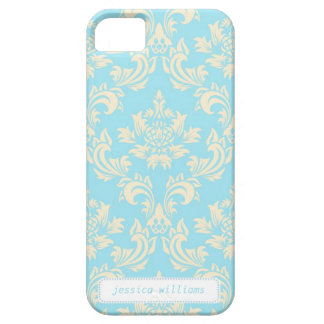 Classy Damask (Today's Best Award) Barely There iPhone 5 Case