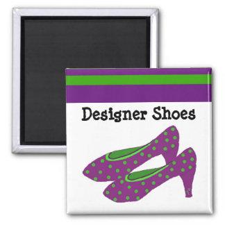 Classy Designer Shoes Magnet