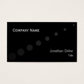 Classy Elegant | Professional Business Card