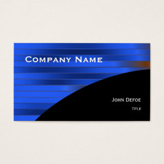 Classy Elegant Professional Business Card