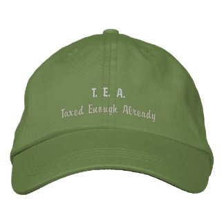 Classy Embroidered Baseball Cap