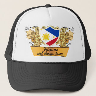 Classy Filipino Trucker Hat