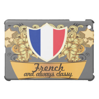 Classy French Case For The iPad Mini