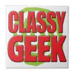 Classy Geek Tile