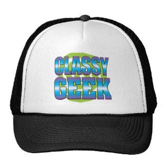 Classy Geek v3 Mesh Hats