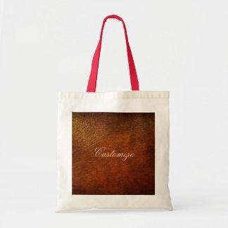 Classy Genuine Leather Designer Canvas Bag