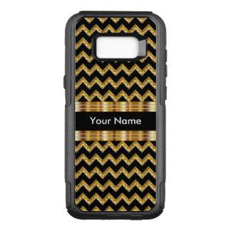 Classy Glitzy Bling OtterBox Commuter Samsung Galaxy S8+ Case
