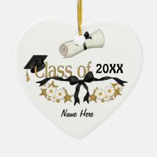 Classy Graduate 2015 Christmas Ornament