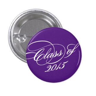 Classy in Purple | Graduation Button