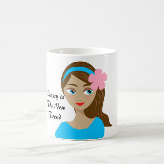 Classy is the new trend mug