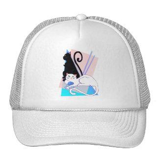 Classy Kitties Hat