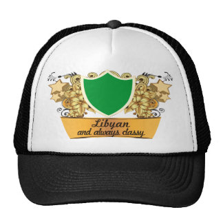 Classy Libyan Trucker Hat
