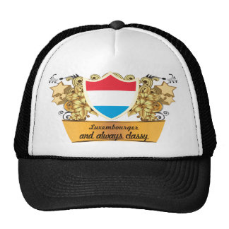 Classy Luxembourger Hats