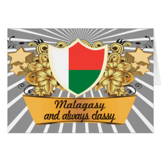 Classy Malagasy Greeting Cards