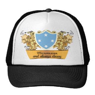 Classy Micronesian Mesh Hats