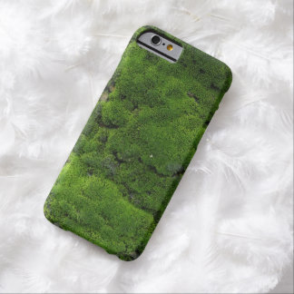 Classy Moss Green Texture iPhone 6 Case