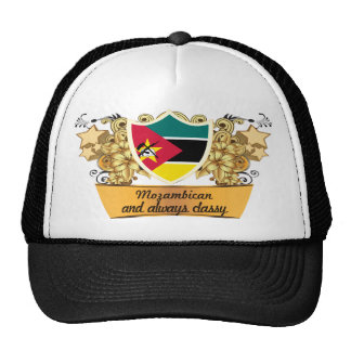 Classy Mozambican Trucker Hat