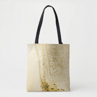 Classy Mustard Flower Art. Tote Bag