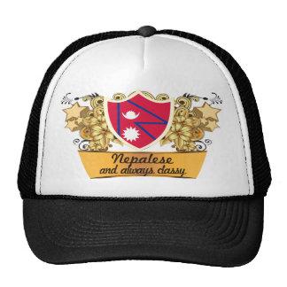 Classy Nepalese Mesh Hats