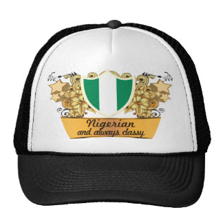 Classy Nigerian Hats