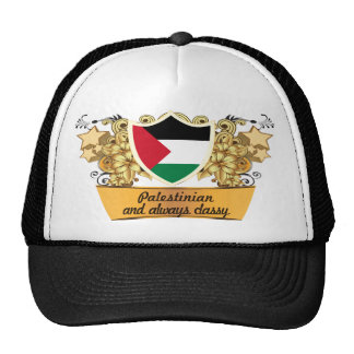 Classy Palestinian Hats