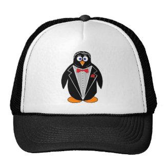 classy penguin cap