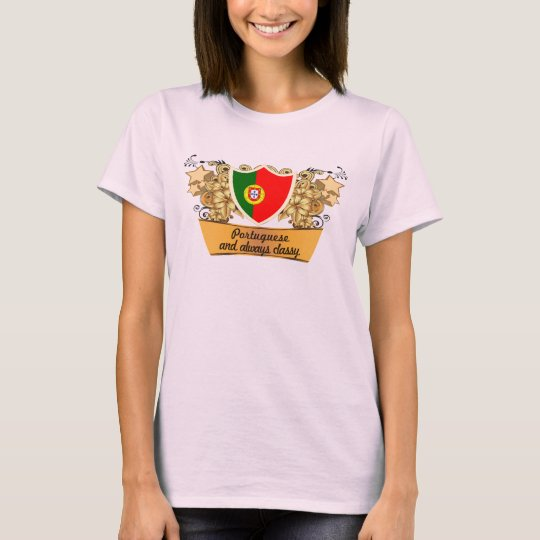 Classy Portuguese T-Shirt