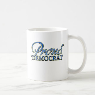 Classy Proud Democrat Mugs