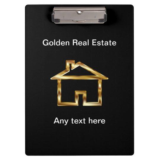Classy Real Estate Custom Clipboard
