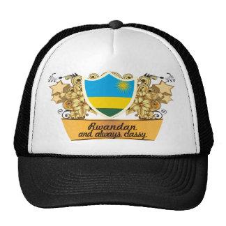 Classy Rwandan Hat