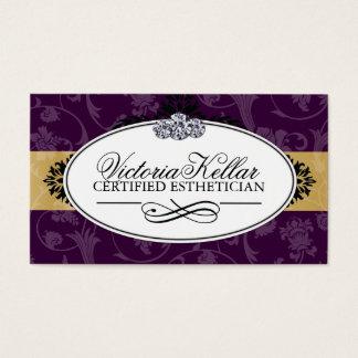 Classy Salon Business Card
