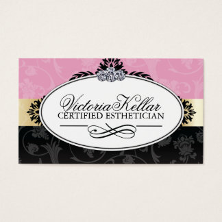 Classy Salon Business Card