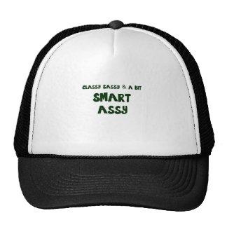 Classy Sassy & A Bit Smart Assy Trucker Hat
