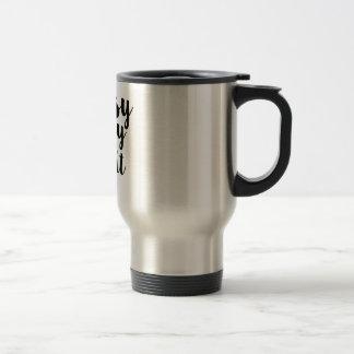 Classy, Sassy & a bit Smartassy Stainless Steel Travel Mug