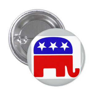 Classy, Sassy, Young Republican Button